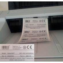 1000 stk 16x8-8-TM Pinfeed Polyester til laser