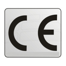 1 rulle 13R11S3-CE CE Mærkning