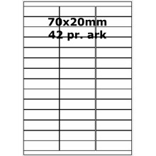 300 ark 741639.5000 PolyFast -Volume køb