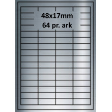 25 ark 48x17-4-SLS Safety Labels