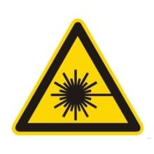 1 rulle WS3-25-LB Advarsel: Laser stråle