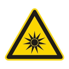 1 rulle WS3-25-OR Advarsel: Optisk stråling