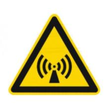 1 rulle WS3-25-EF Advarsel: Elektromagnetisk felt