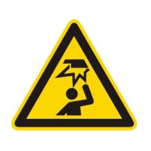 1 rulle WS3-25-OH Advarsel: Forhindringer i hovedområdet
