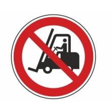 1 Rulle PS3-100-PL Forbudt: Gaffeltruck og industri køretøjer