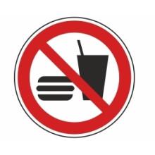 1 Rulle PS3-50-ED Forbudt: Mad og drikkevare