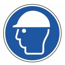 1 Rulle MS3-50-SH Påbud: Sikkerhedshjelm