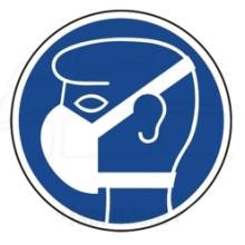 1 Rulle MS3-50-DM Påbud: Støvmaske