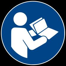 1 Rulle MS3-100-UI Påbud: Læs brugsanvisningen
