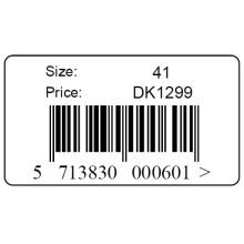 Stk. 38x21-PRN08 Varemærkning