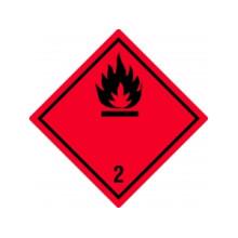 1 rulle HM3-100-FGP Brandfarlige gasser