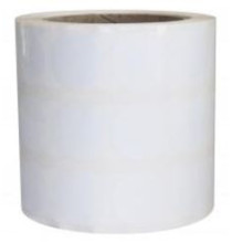1 rulle 15ARHV3-76 Hvide Vinyl Kerne 76