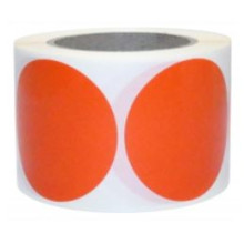 1 rulle 20AROV3-76 Orange Vinyl Kerne 76