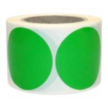 1 rulle 10ARGV3-76 Grøn Vinyl Kerne 76
