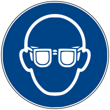 1 Rulle MS3-50-EP Påbud: Beskyttelsesbriller