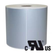6 ruller 102R51BX3-25 Sølv Polyester Extreme Kerne 25 mm