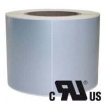 1 rulle 25R13BX3-76 Sølv Polyester Extreme Kerne 76 mm