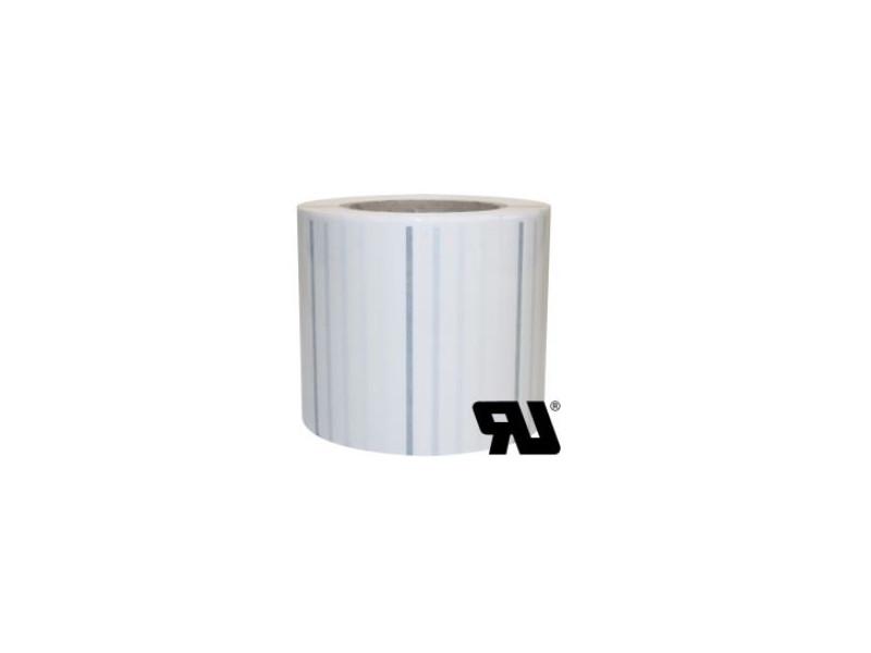 1 rulle 70R25T3-76 Transparent Kerne 76 mm