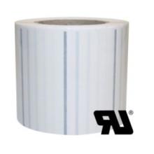 1 rulle 56R10T3-76 Transparent Kerne 76 mm