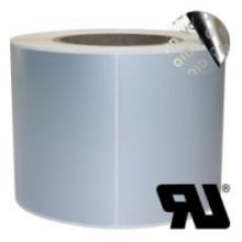 1 rulle 25R13SV3-76 Safety Sølv Void Kerne 76mm
