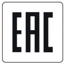 3 ruller 9EAC3-W EAC Mærkning