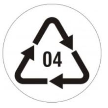 1 rulle EAR3-RE04-020T Øko og Genbrug