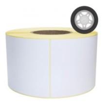 1 rulle 100R150RP3-76 Hvid Papir -Extreme klæber TT Kerne 76