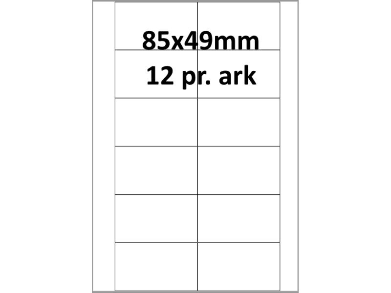 50 ark 85x49-2-P PolyFast