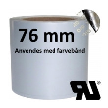 1 rulle 100RPSV-TT3-76 Continuous Sikkerheds Labels