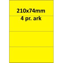 100 ark 210x74-1-PFY PolyFast -Volume køb