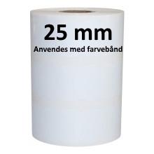 1 rulle 35RRF3-25 Polypropylene TT Kerne 25 mm