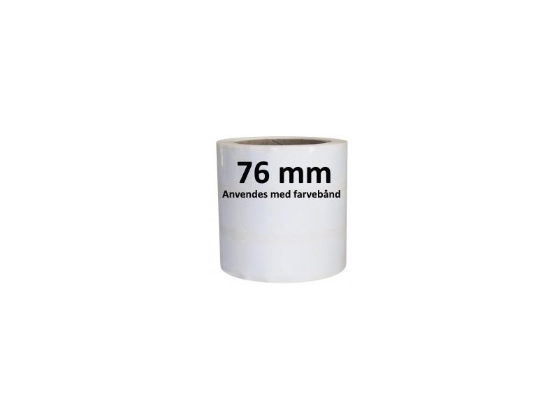 1 rulle 50RRF3-76 Polypropylene TT Kerne 76 mm