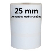 1 rulle 15RRJ3-25A Aftagelig Polypropylene Kerne 25 mm