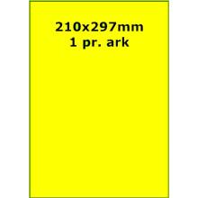 50 ark D18-039PY PolyFast