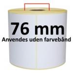 Hvid DT Kerne 76mm