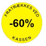 Tilbud / Rabatmærker