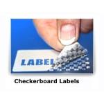 Safety Labels på ruller