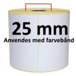 Aftagelige Labels TT Kerne 25