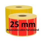 Farvede Labels DT - Kerne 25