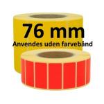 Farvede Labels DT - Kerne 76