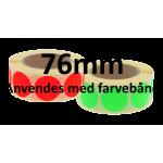 Runde ø40mm papir labels