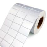 Sølv Polyester Extreme Lim på rulle