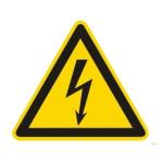 Advarsel: Højspænding