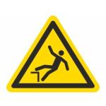 Advarsel: Fare for at falde