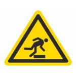 Advarsel: Snuble fare