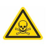 Advarsel: Giftige stoffer