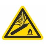 Advarsel: Gas flasker
