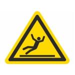 Advarsel: Glat overflade