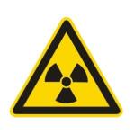 Advarsel: Radioaktive stoffer