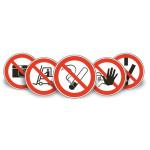 Forbudt skilte